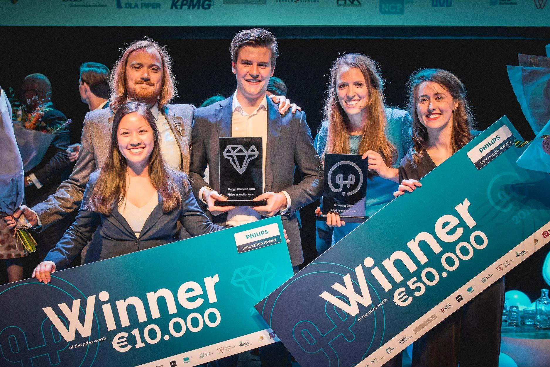 Closure: meest innovatieve start-up van Nederland