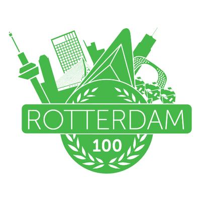 Graciëlla van Hamersveld spreker bij Rotterdam100