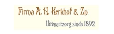 Closure | Firma A.H. Kerhof & Zn